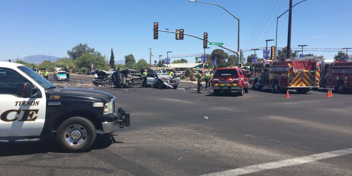UPDATE: 7 vehicles involved in fatal crash, identity of person killed released