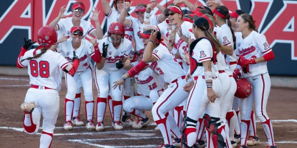 #11 Arizona Softball buries 18th ranked ASU in series opener