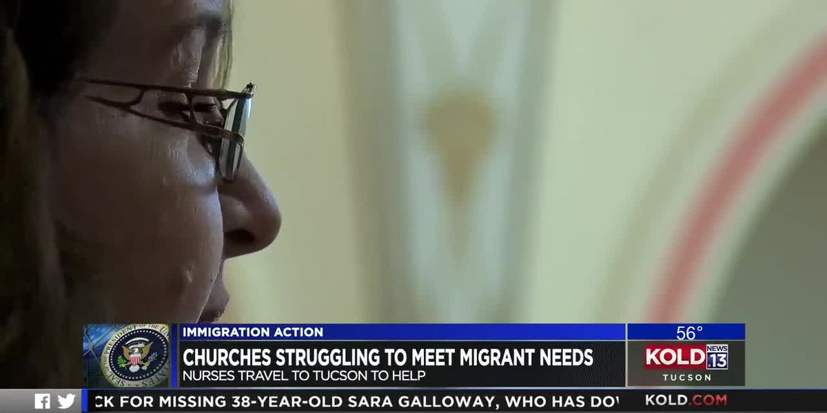 Churches struggling to meet migrant needs