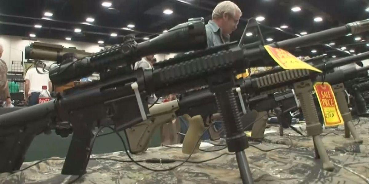 Tucson Expo Gun Show