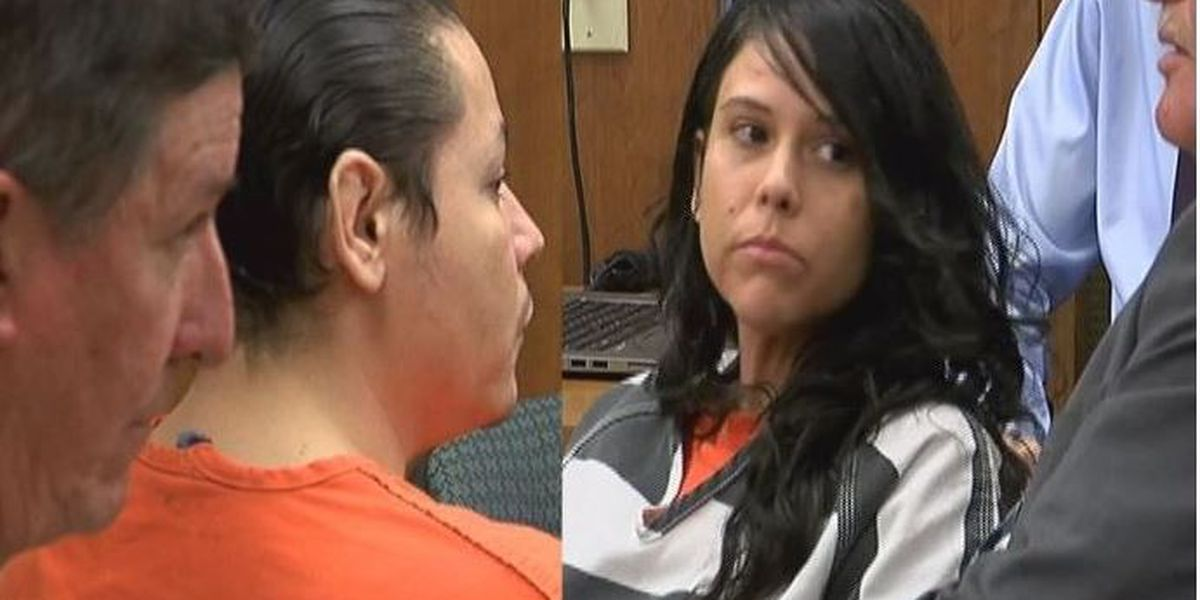 Fernando Richter sentenced to 58 years, Sophia Richter gets 20 years in child abuse case