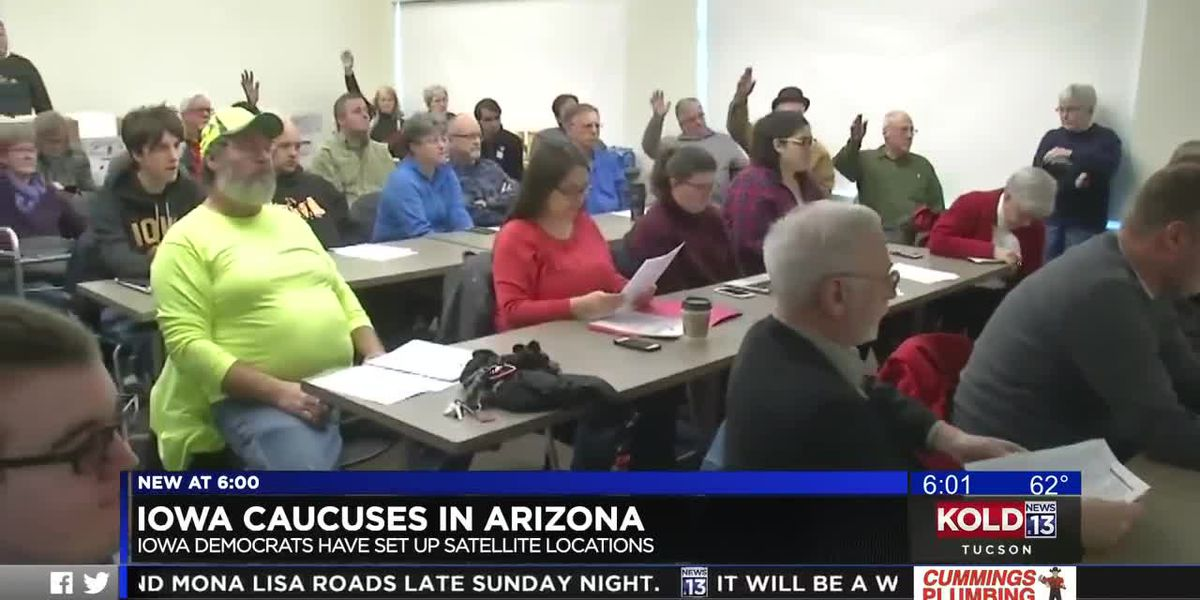 Iowa Caucuses Coming to Arizona