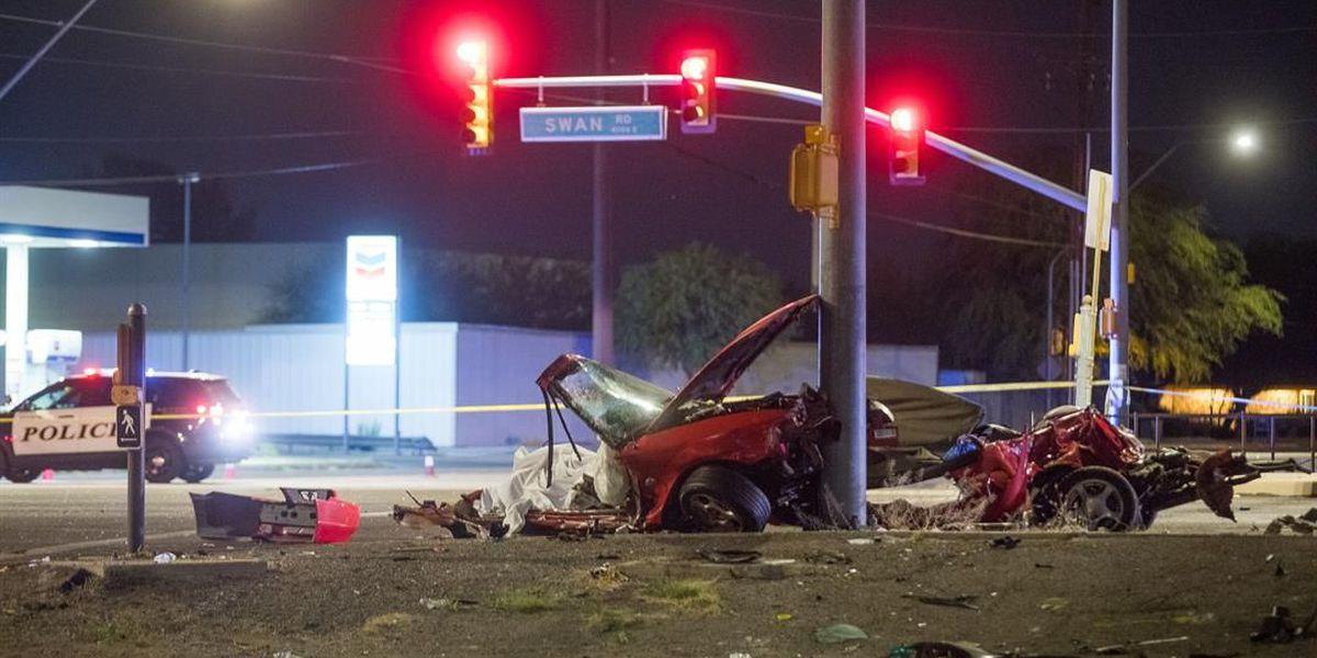 UPDATE: Police identify woman killed in crash on Swan Road