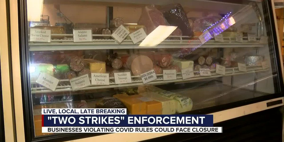 New COIVD-19 mitigation measure could put some businesses on the chopping block