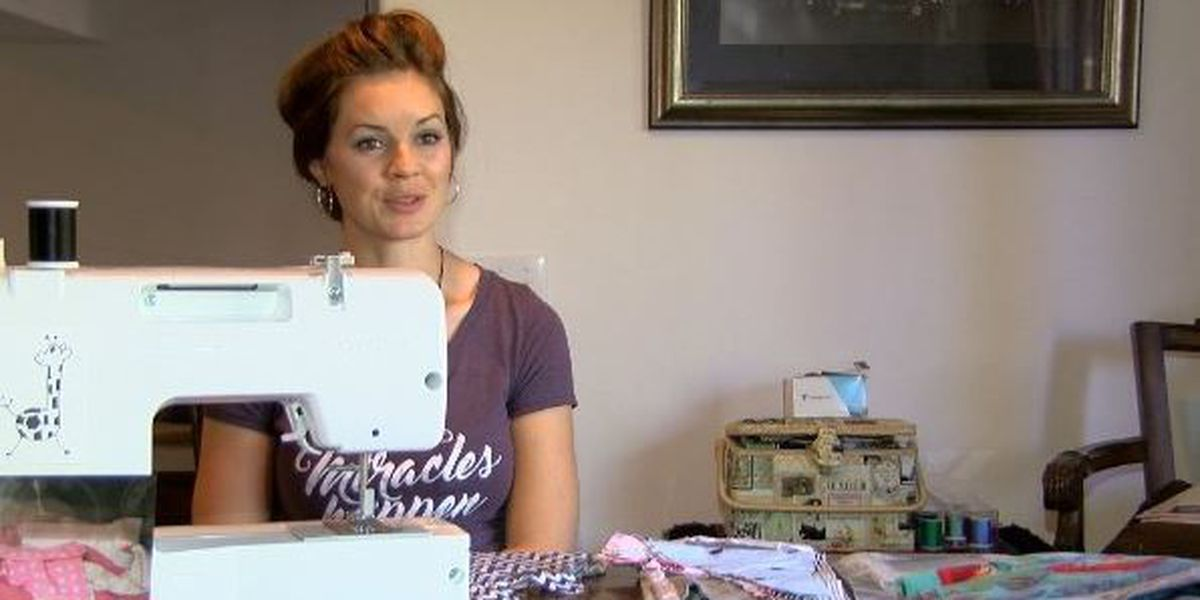 Tucson mom who makes, donates premature baby clothes goes viral