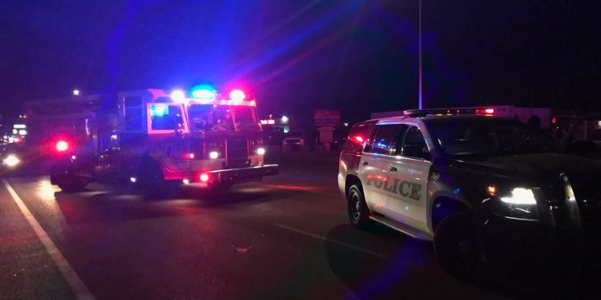 UPDATE: Grant Road reopens after pedestrian hit