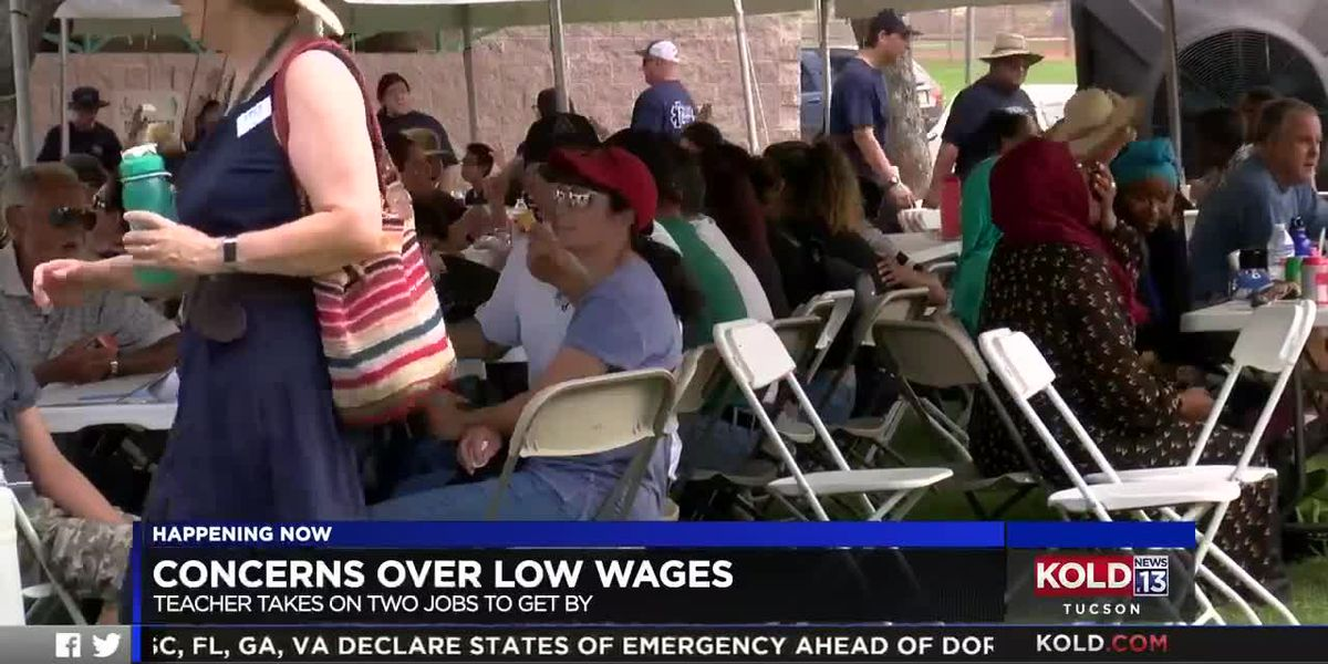 Labor unions hold 23rd annual picnic