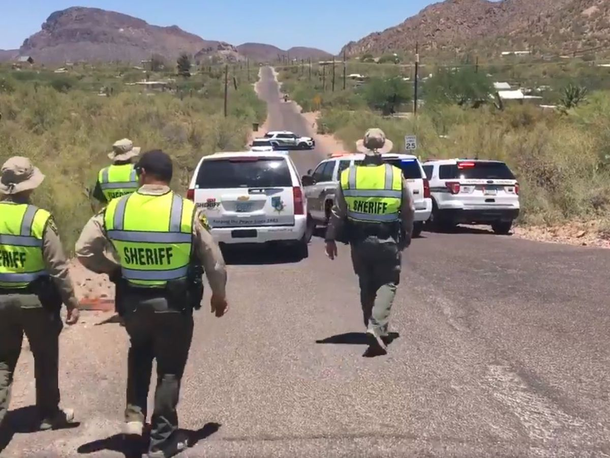 Body discovered on Tucson's southwest side