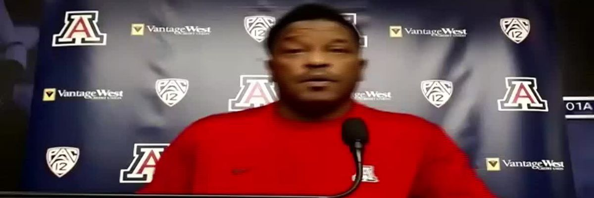 WATCH: Wildcats head football coach Kevin Sumlin talks about next game