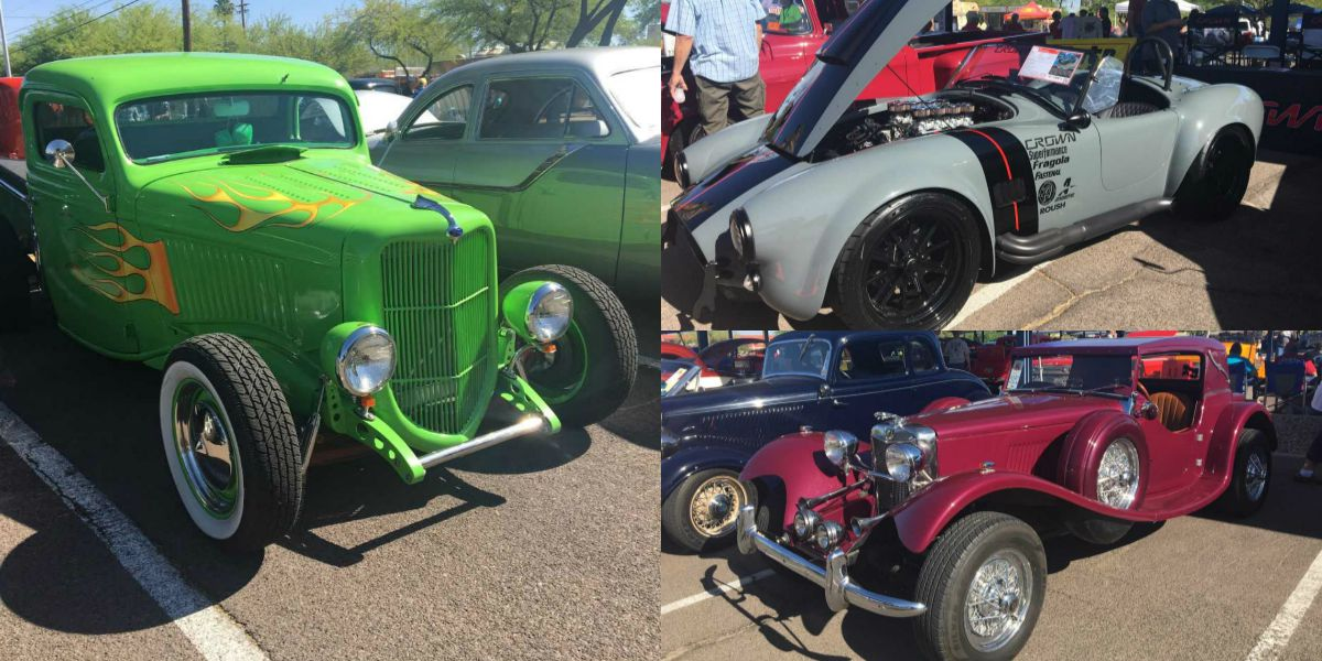 Pima Community College to host Tucson Street Rod Association Car Show