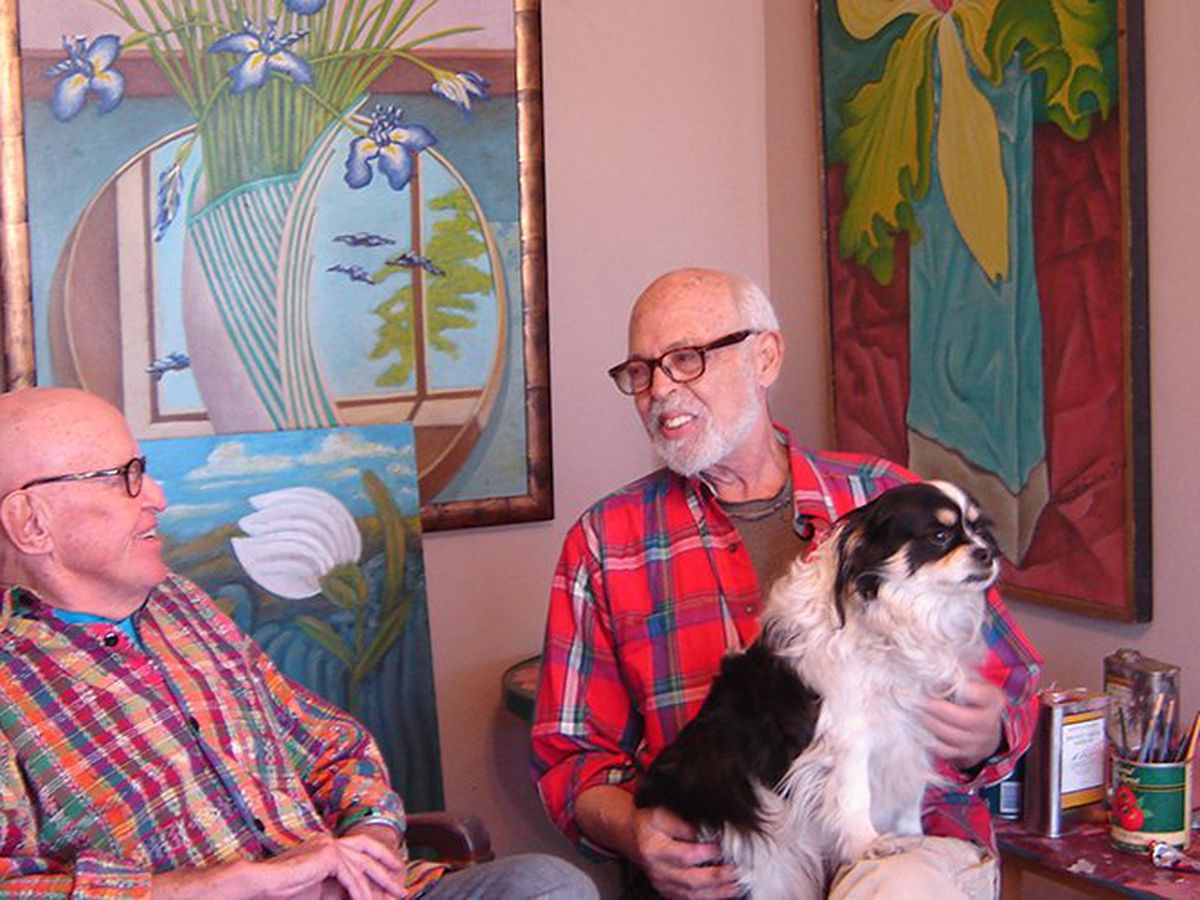 For LGBTQ seniors, COVID-19 worsens an epidemic of loneliness