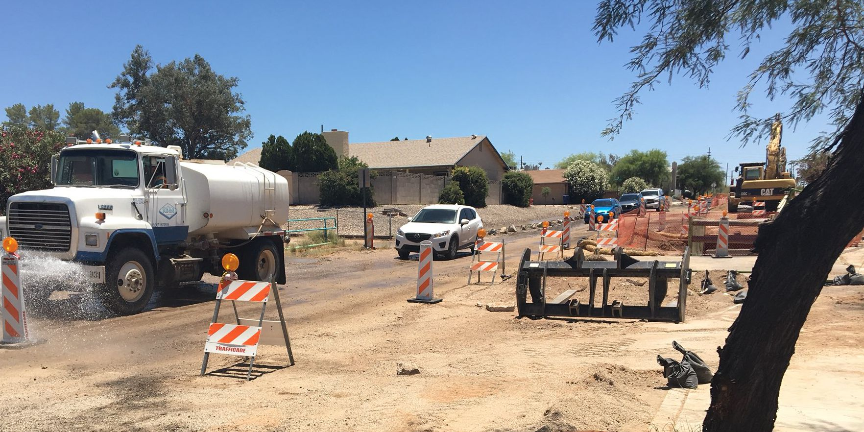 TDOT, Pima Flood District teaming up to improve flood control ahead of Monsoon