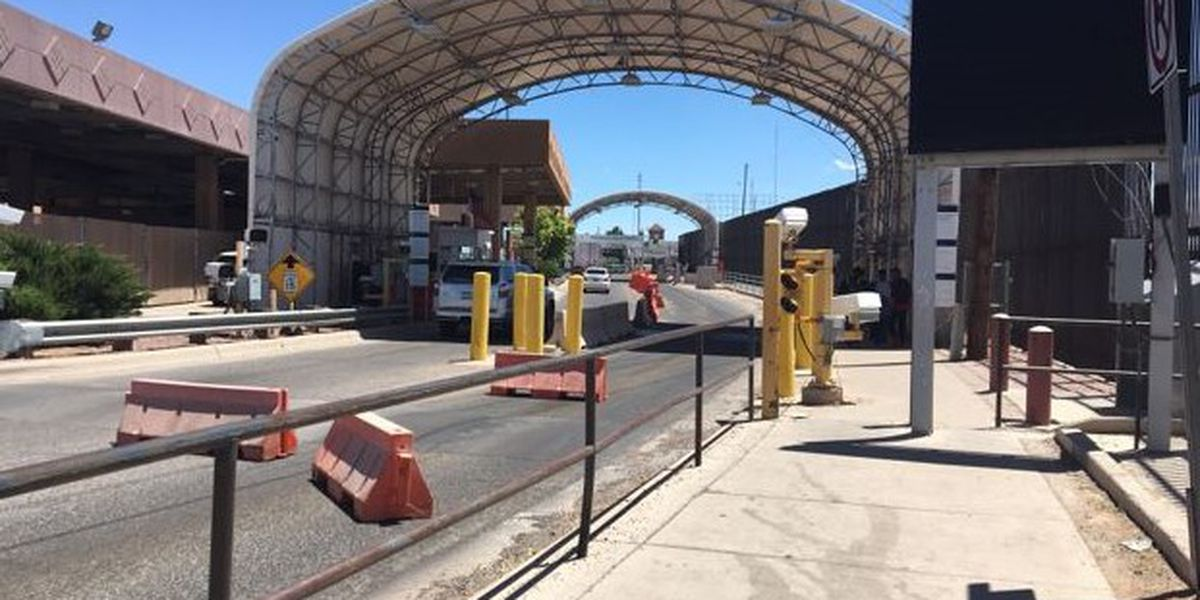 CBP: Trusted traveler lane approach improved in Douglas