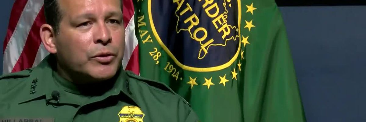 Crisis On The Border: Complete interview with Tucson Sector Chief Patrol Agent Roy Villareal