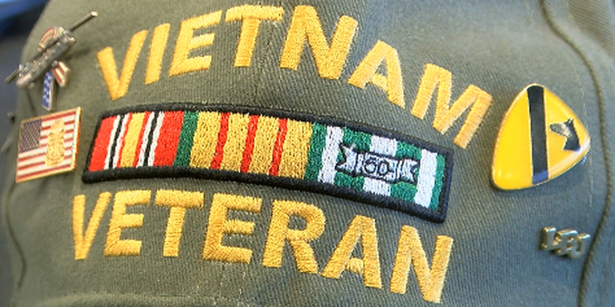 Vietnam veterans traveling memorial wall comes to Tucson