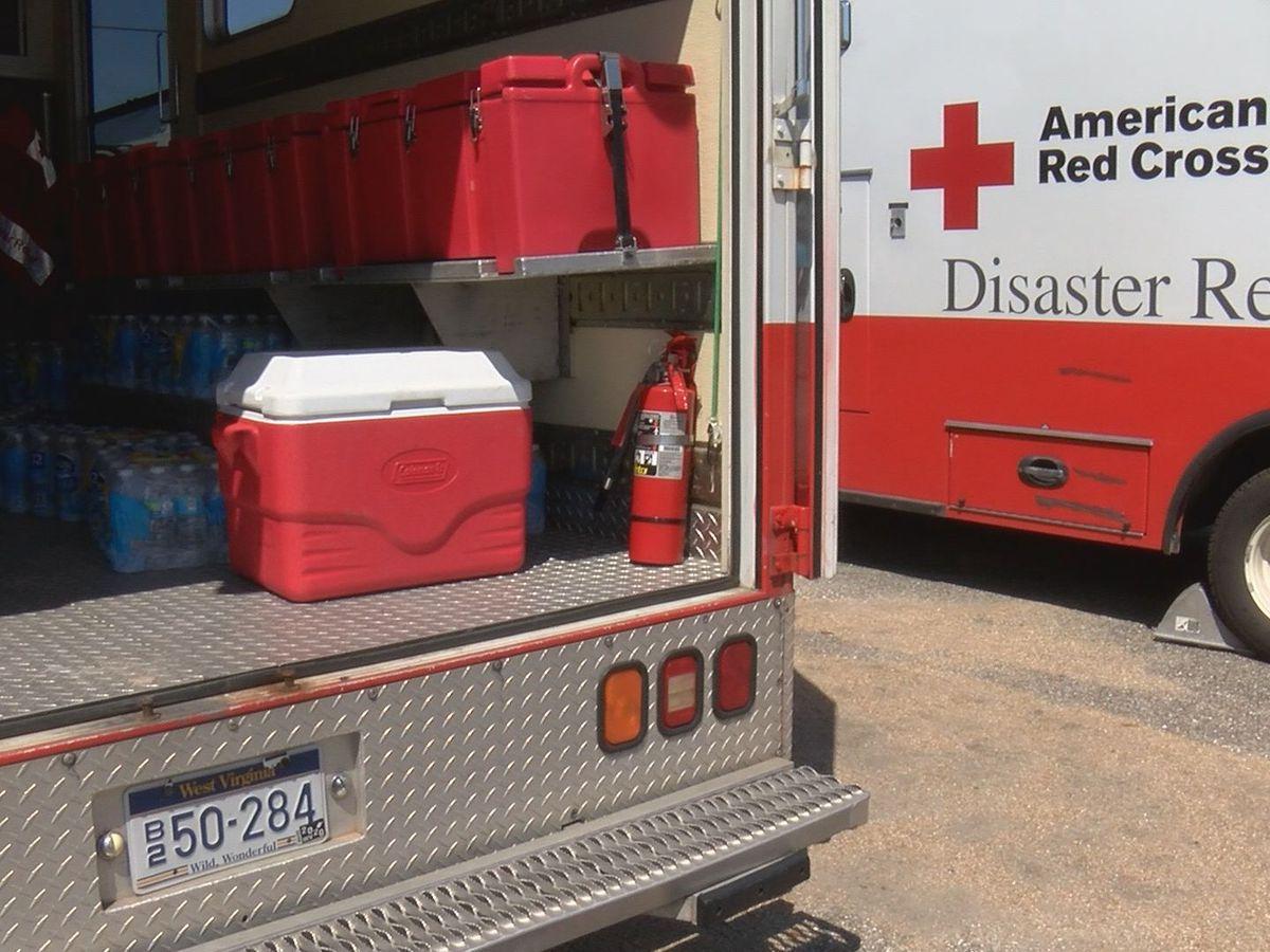Red Cross of Southern Arizona sending volunteers to Gulf Coast in response to Hurricane Zeta