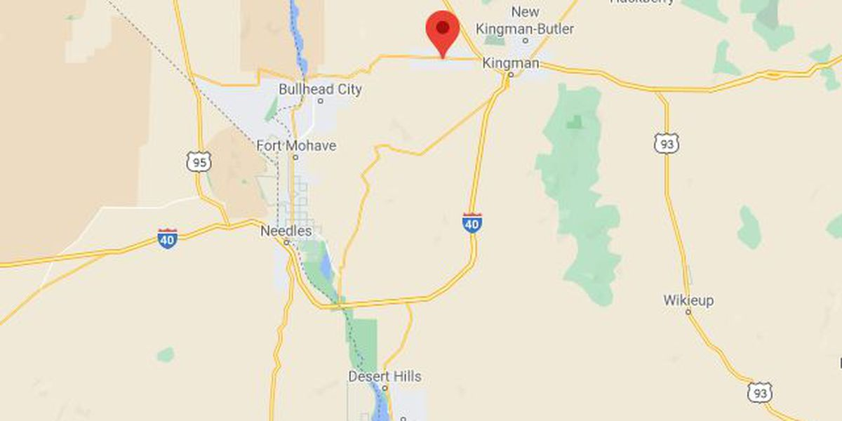 Detectives look into discovery of human remains near Kingman