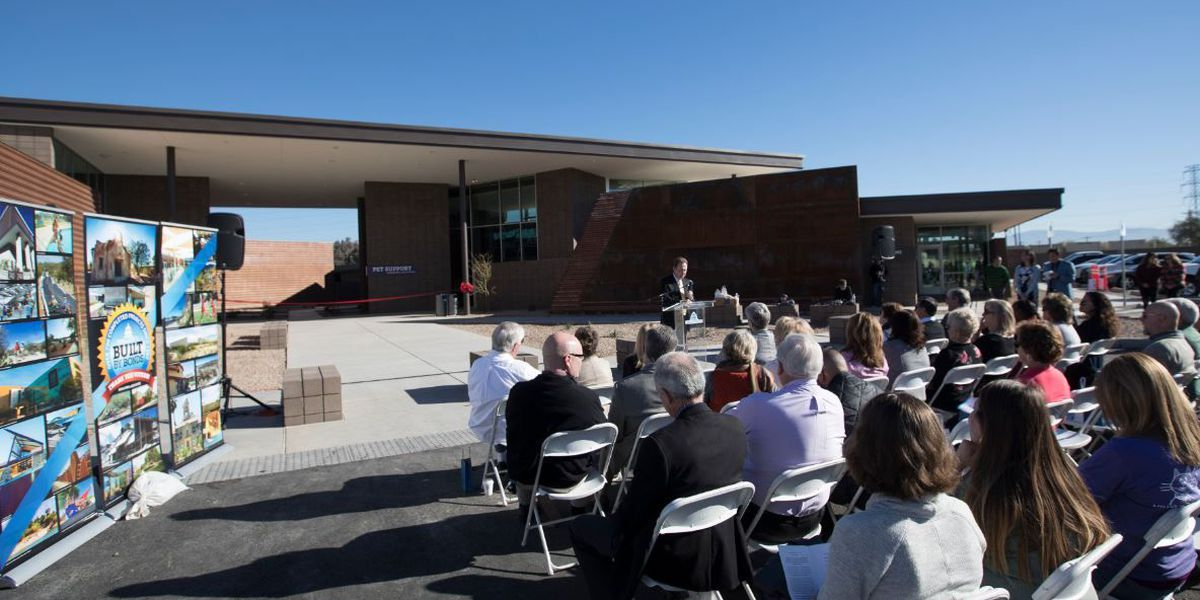 PACC moves to new building