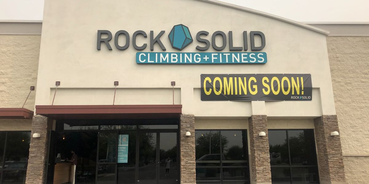 New climbing gym on northwest side opens its doors