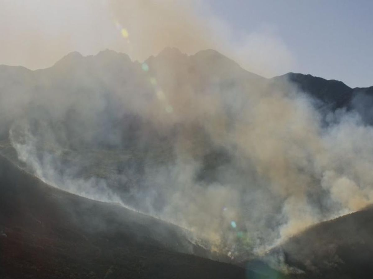 Forest Service reinstates closures in Bush Fire area due to potential flash flooding
