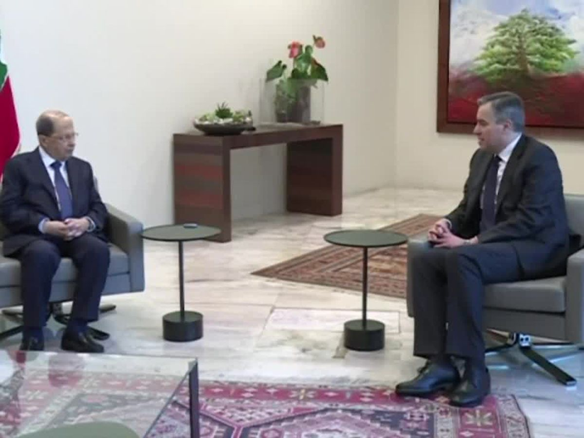 Lebanon prime minister designate steps down