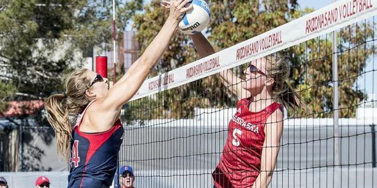 AZ sand volleyball readies for Lobos