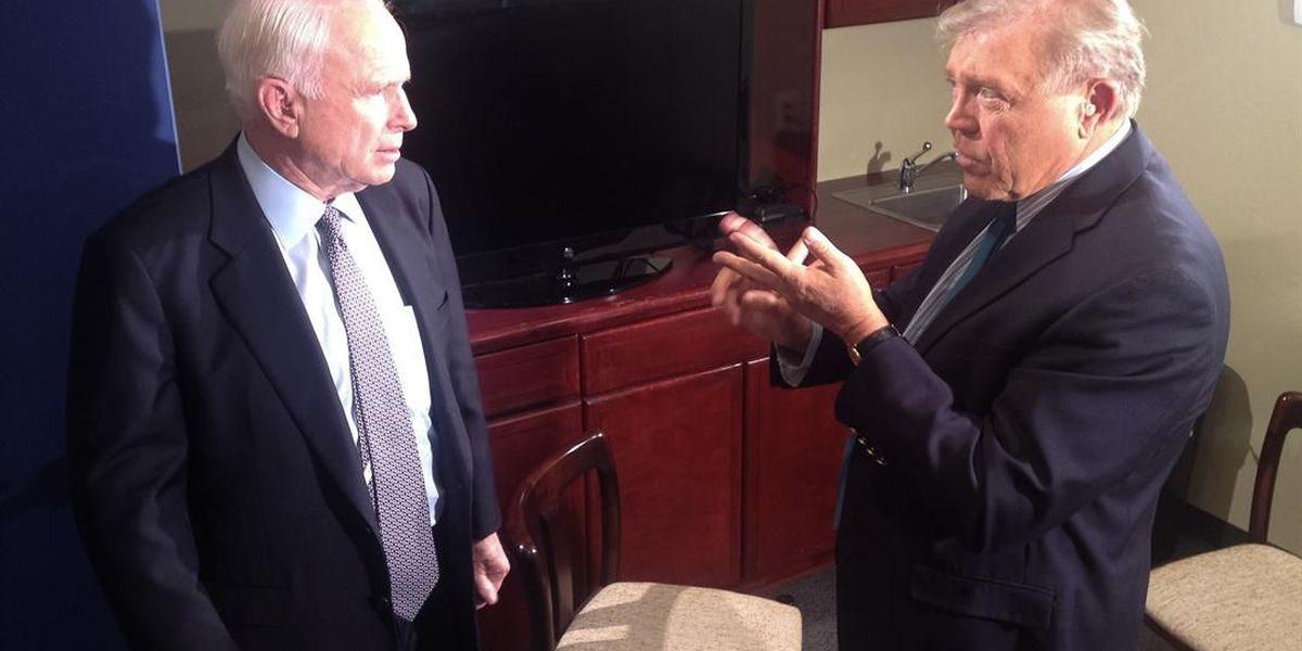 TUCSON TALKS: Remembering John McCain