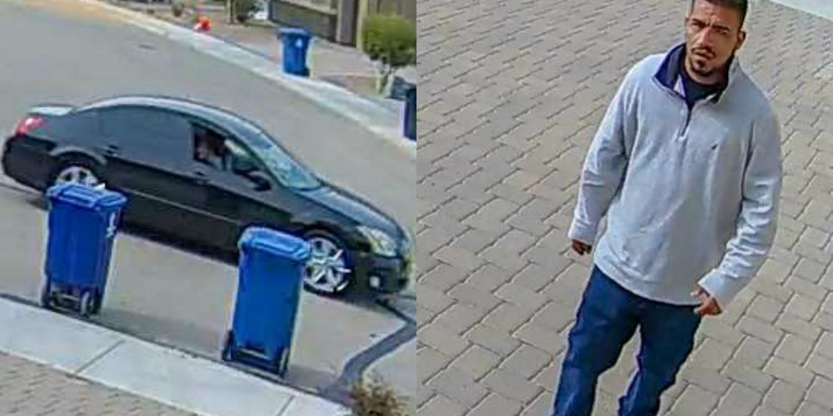UPDATE: Marana police identify possible porch pirate, but he's still on the loose