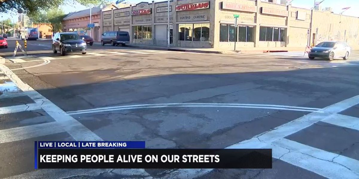 Living Streets Alliance working to make one downtown intersection safer