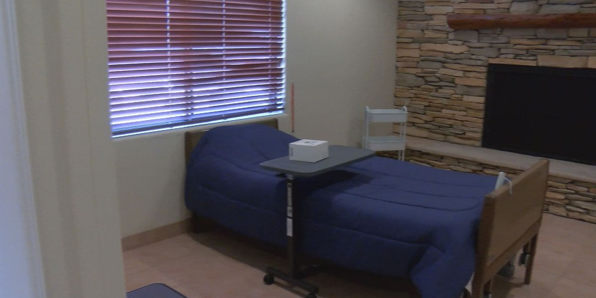 New assisted living home opens up solely for COVID patients