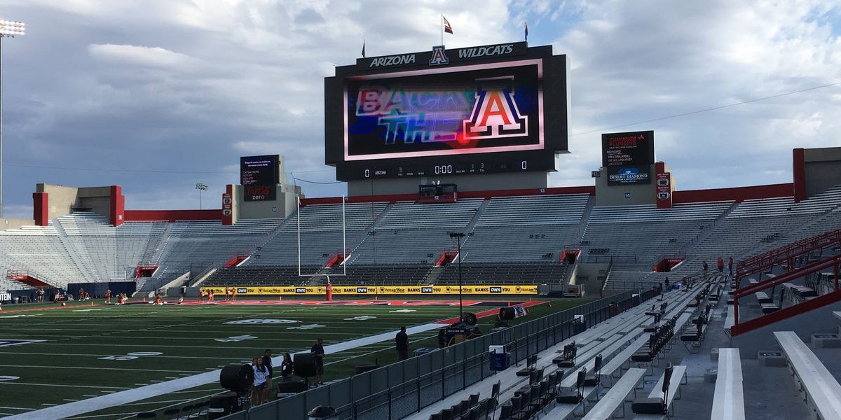 Arizona Wildcats host Oregon State Beavers for homecoming