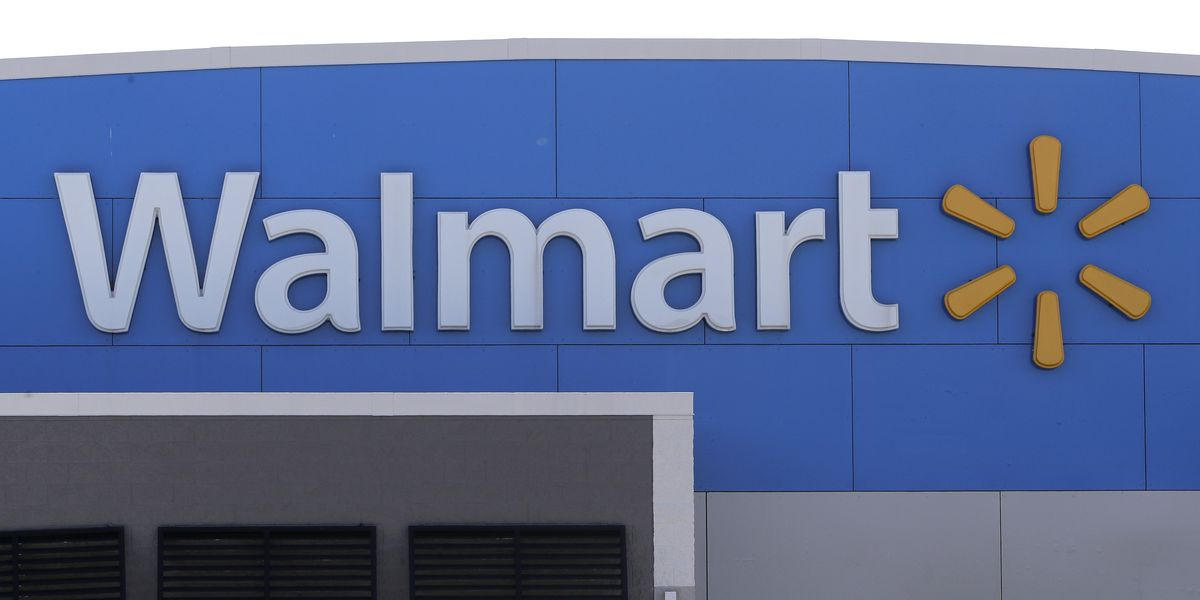 Walmart offers free grocery delivery service during October