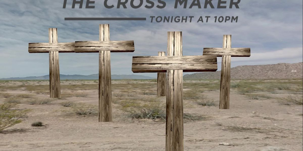 APP EXTRA: The Cross Maker