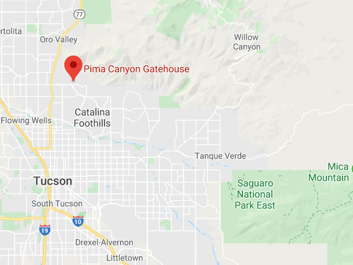 Rural Metro Fire responds to house fire in Foothills