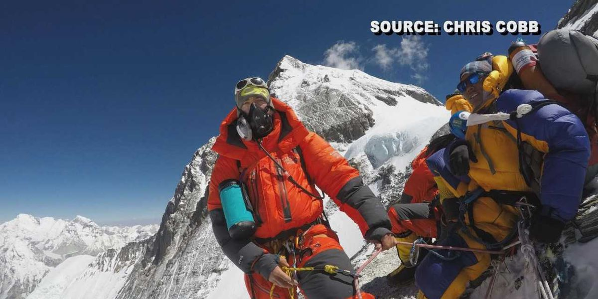 Vail man returns home after successful climb up Mount Everest during busy season