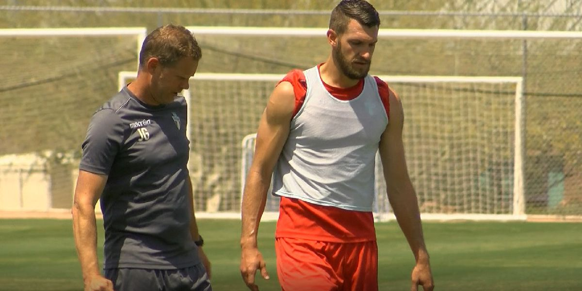 FC Tucson looking for more positive results