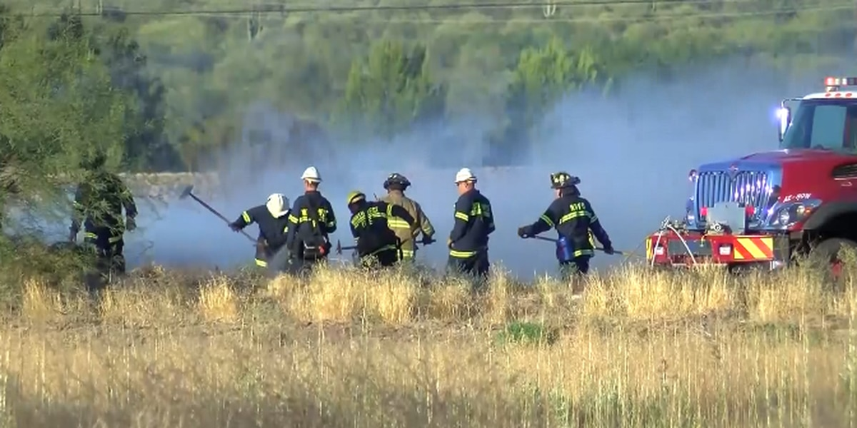 Wildfire season procedures changed to keep firefighters safe during COVID-19