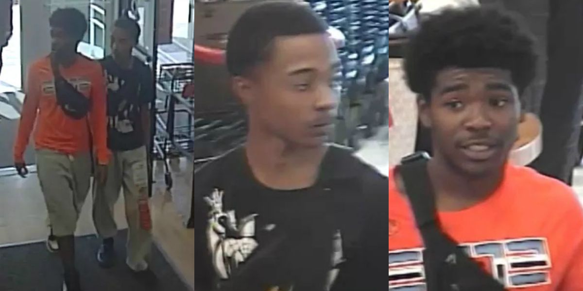 SEEN THEM? TPD says robbery suspects assaulted store employee