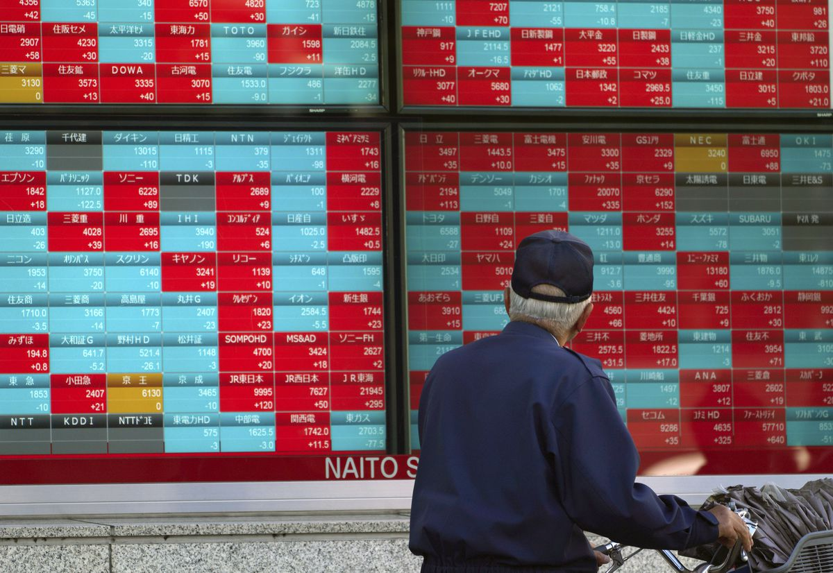 Tucson Gas Prices >> Asian shares mixed on doubts over Chinese stimulus