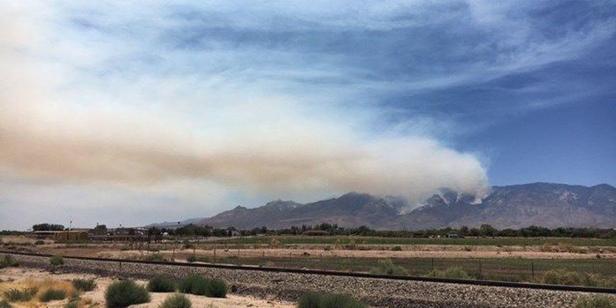Strep throat outbreak forces quarantines on Frye Fire crews