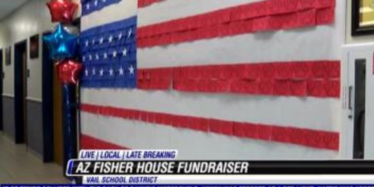 Vail students helping raise funds for Fisher House in AZ