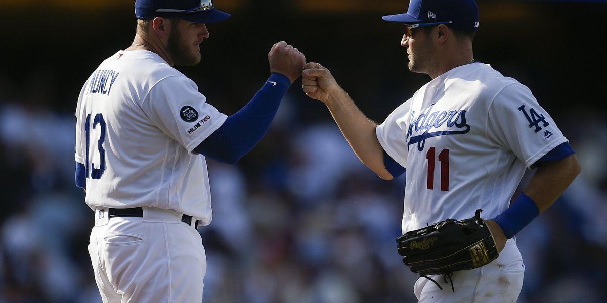 Pollock, Dodgers rally in eighth to beat Diamondbacks 8-7