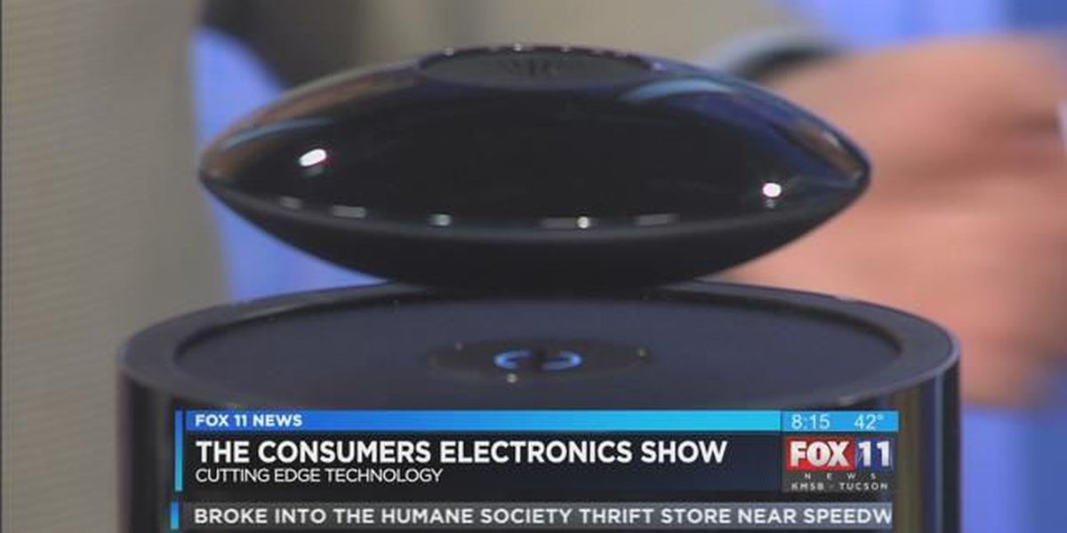 A look at high-tech gadgets from the CES