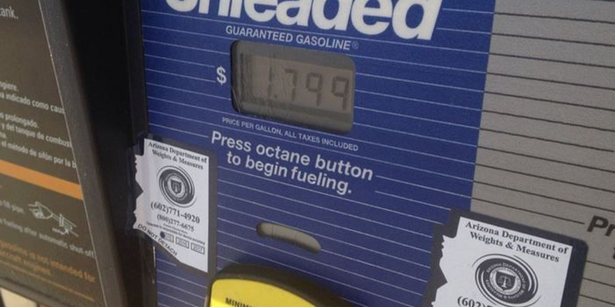 Spike in 'skimming' devices found at AZ gas stations