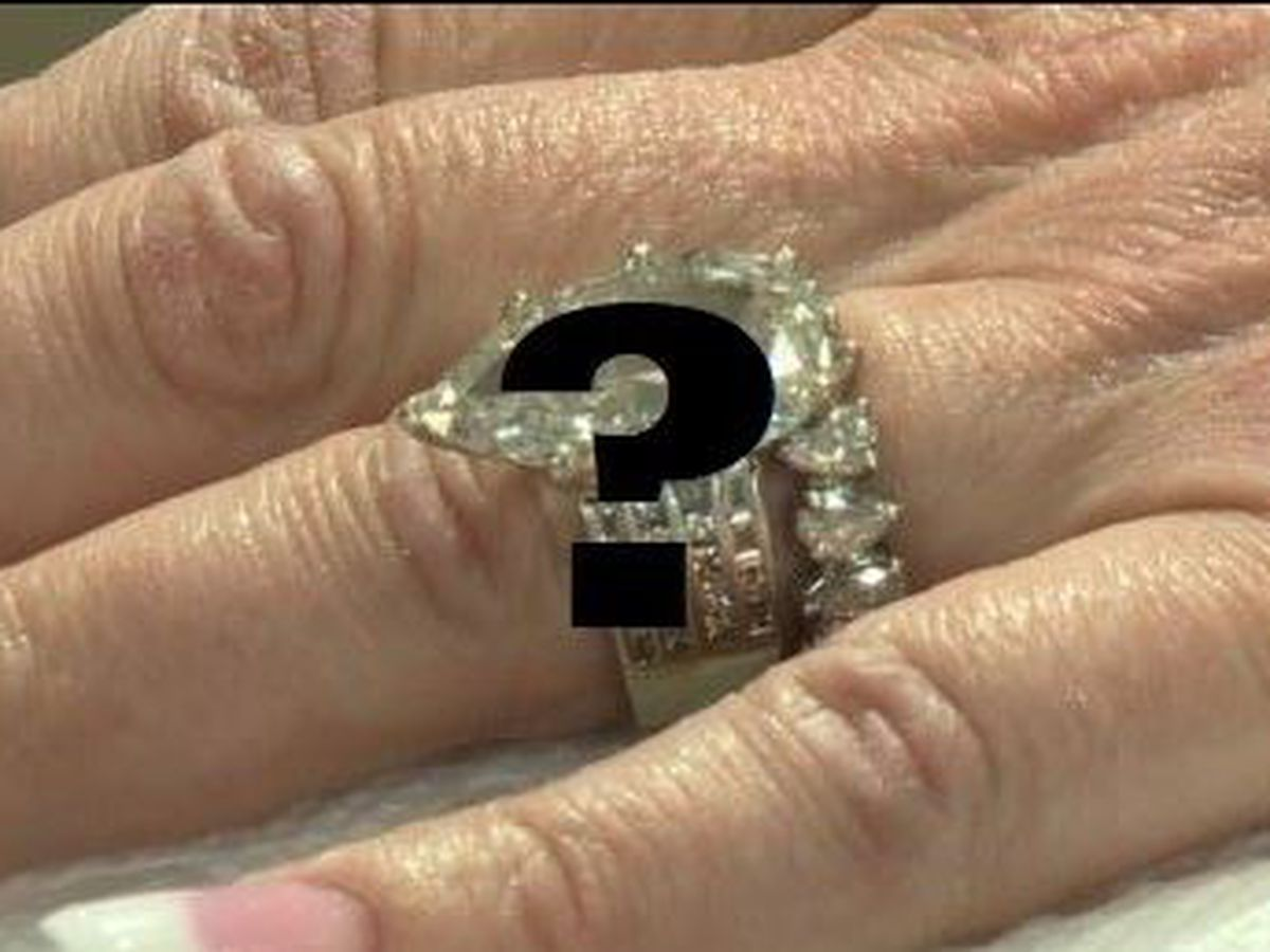 Lose a diamond ring, TPD just might have it