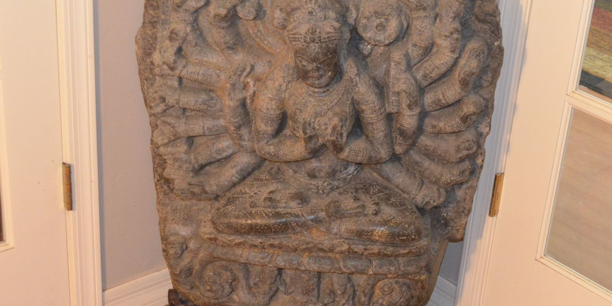 Homeland Security Investigations recovers one-of-a-kind Buddhist statue in Phoenix