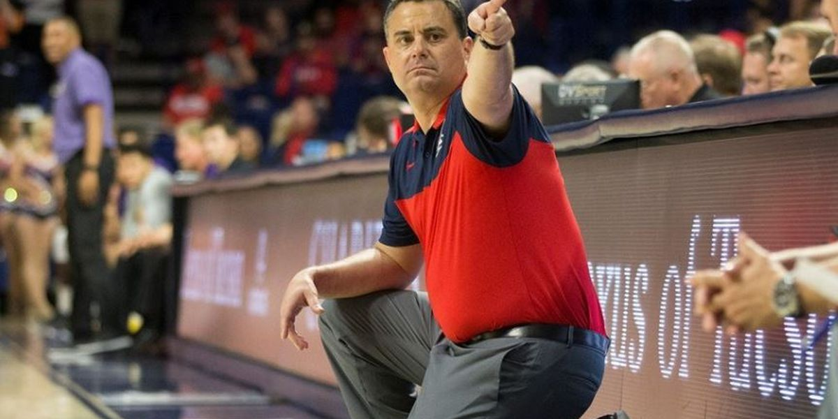 BEAR DOWN: Former head coach Sean Miller expresses love for Wildcat fans, former players and Tucson