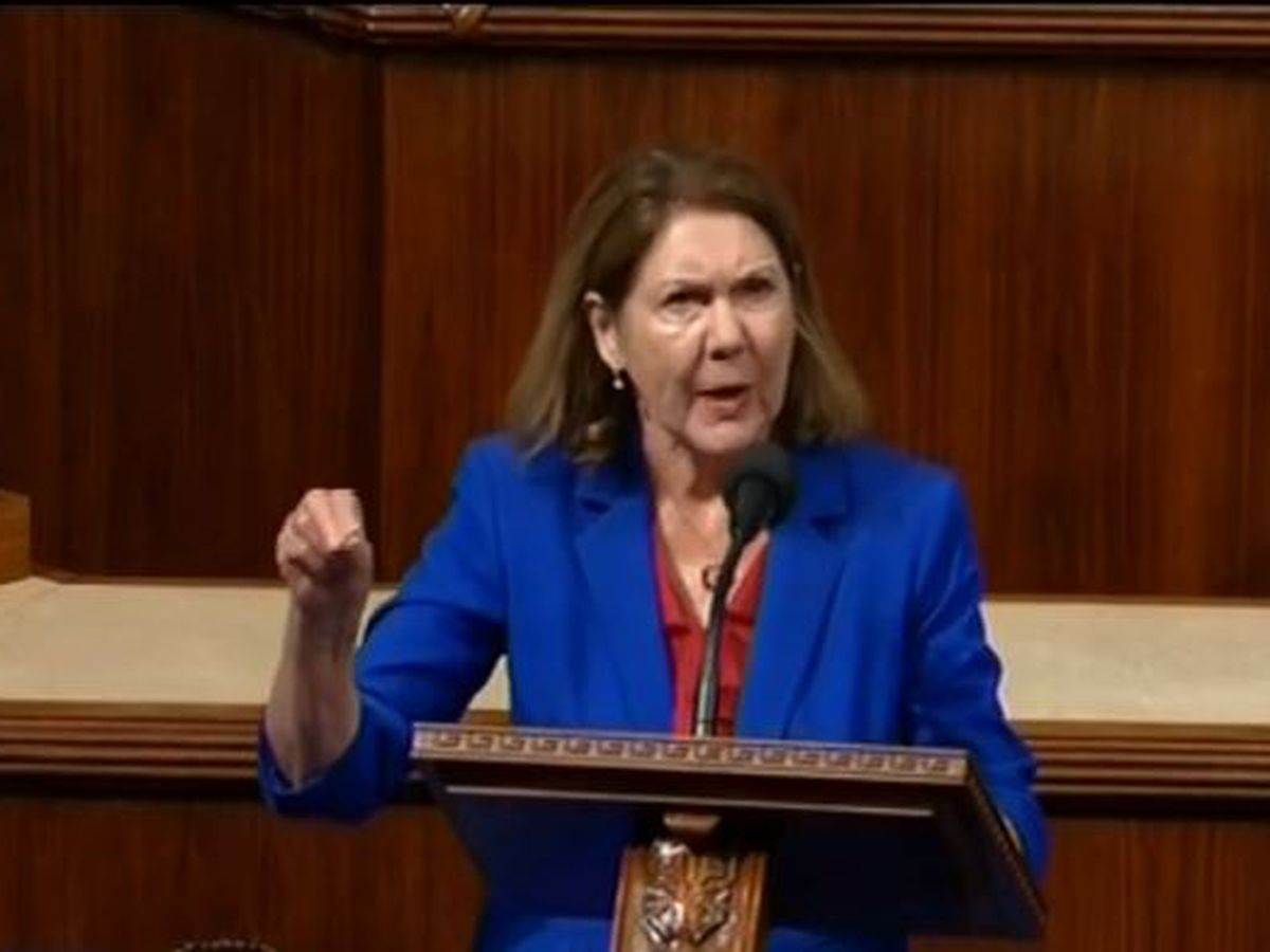 Rep. Kirkpatrick calls on House to open impeachment inquiry into President Trump