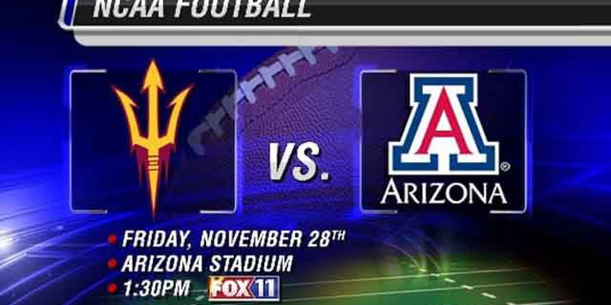 Arizona football: The week you've been waiting for
