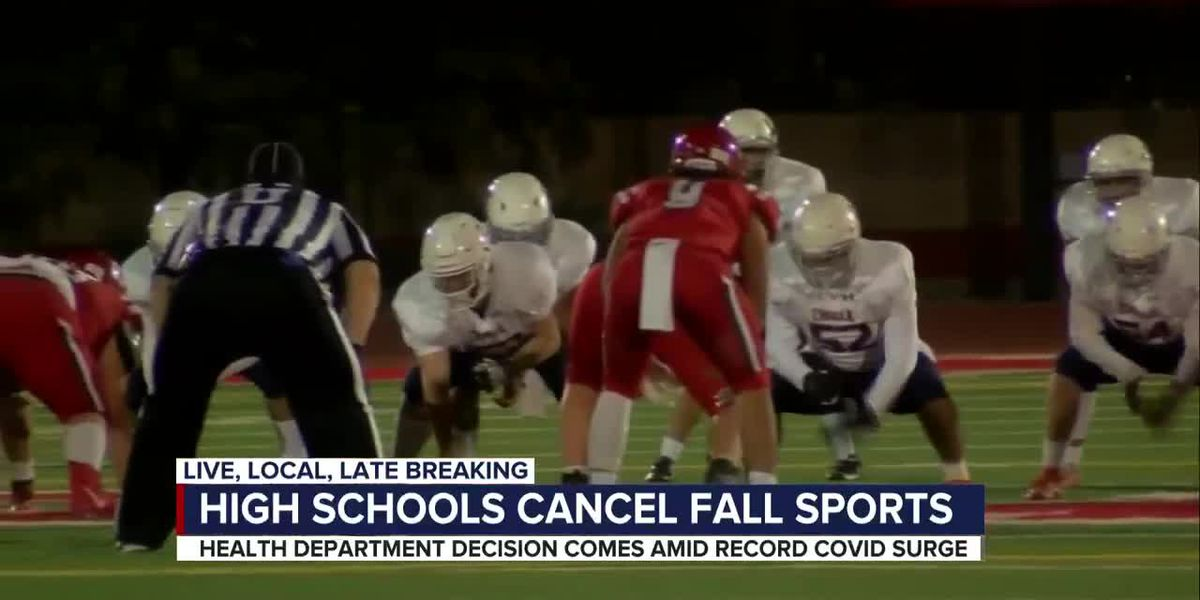 """It was crushing news"": high school sports on pause in Pima County"